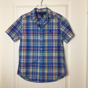 Ralph Lauren Kid | Short Sleeves Shirt